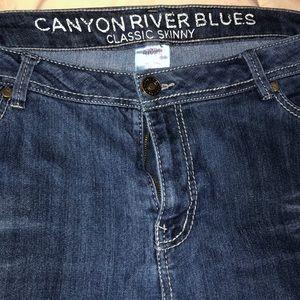 Canyon river blues jeans